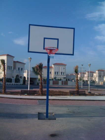 Recently installed at the District 8I park (4 December 2012)