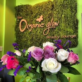 OrganicGlow-SalonJVCGreenWall