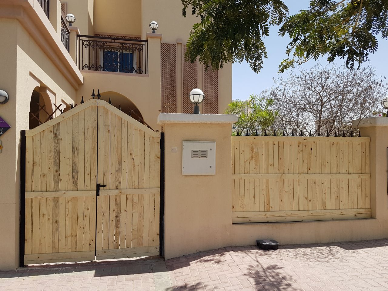 All Stories From The Village Jumeirah Triangle Summer Custom Fit Gate Contact Edward At K9 On 0502296538 To Have Your Own Design