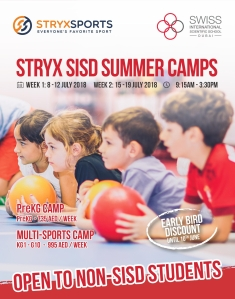 SISD SUMMER CAMP