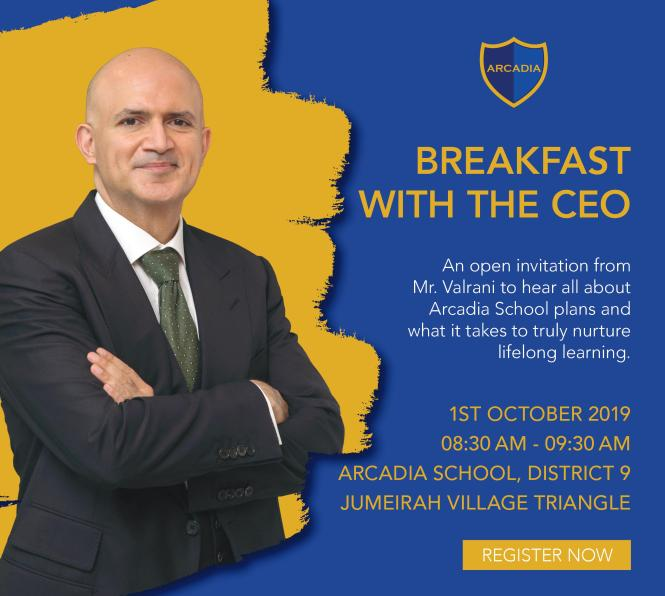Breakfast with CEO-JVT-flyer